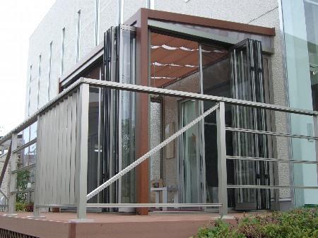 東洋エクステリア TOEX 神戸ショールーム 画像 ZIMA ジーマ