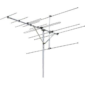 VHFアンテナの場合アンテナ取替えの工事が必要です。