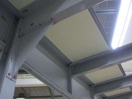 ガレーディア 結露軽減材付き屋根材