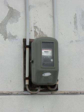 既存電力計メーター 画像