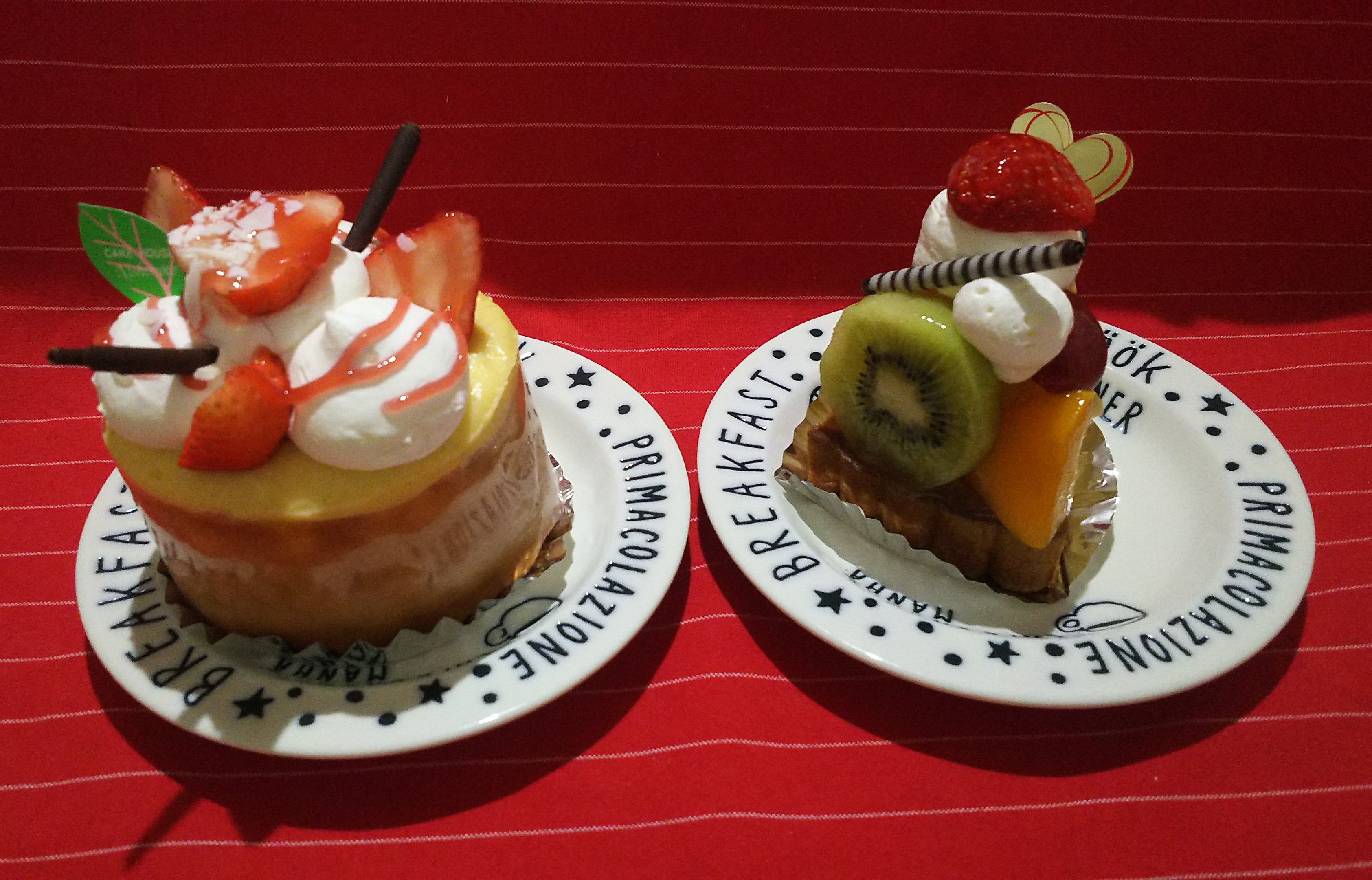 ケーキハウスニシモト ショートケーキ